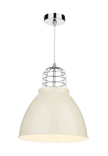 Seymour 1 Light Pendant Putty (Class 2 Double Insulated) BXSEY0139-17